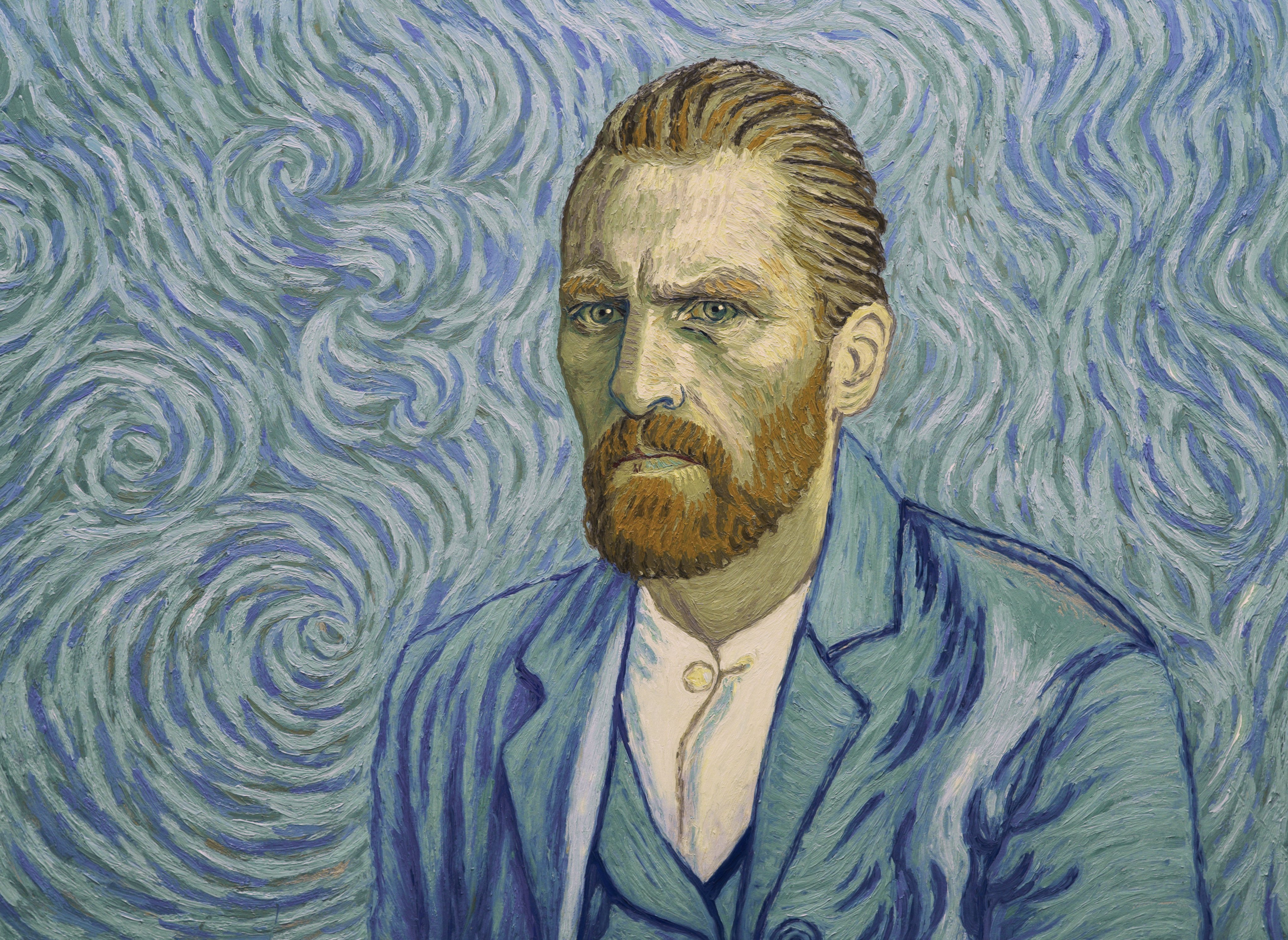 Still from film Loving Vincent (Robert Gulaczyk) IMAGE: Altitude Film Distribution